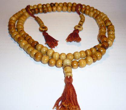 mala yapa rosario tibetano hueso