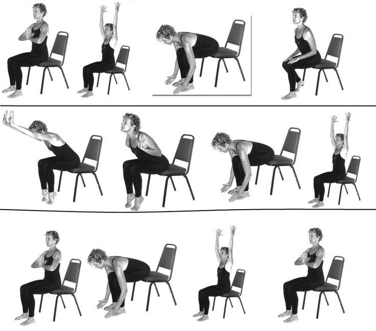 silla de yoga