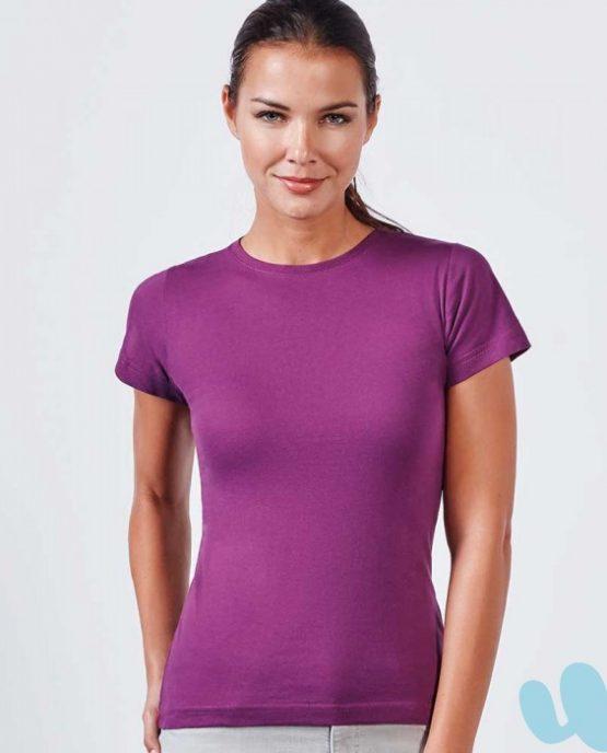 camiseta yoga mujer