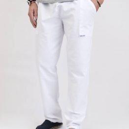 pantalones algodón