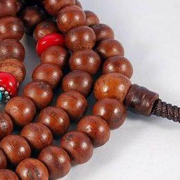 Mala (Japa Mala) o Rosario Budista - Rosario Tibetano o Yapa Mala