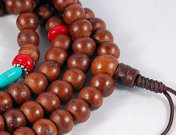 Mala (yapa mala) - rosario budista/tibetano