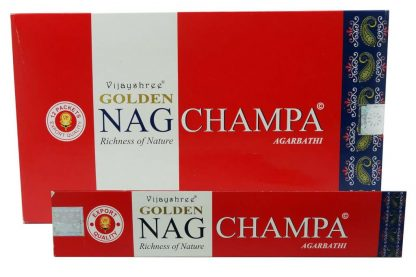 incienso GOLDEN NAG CHAMPA