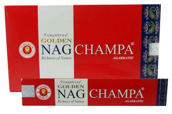 incienso GOLDEN NAG CHAMPA