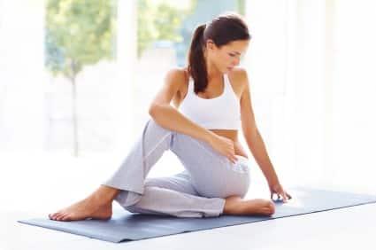 Ropa para yoga blanca (muy barata)