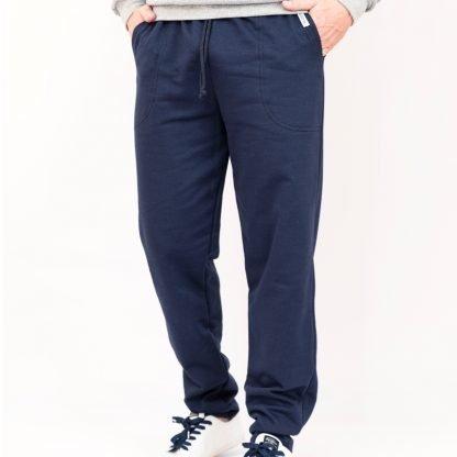 pantalón yoga hombre color azul