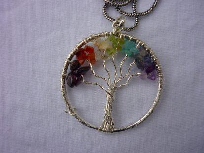 amuleto siete chakras