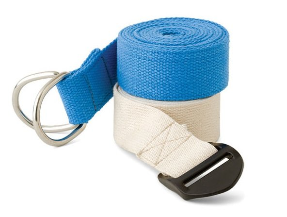 cinturón de yoga