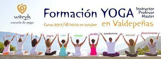 curso monitor de yoga en valdepeñas