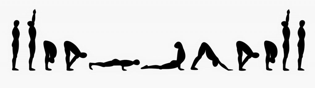 clases de yoga en Segovia capital: saludo al sol