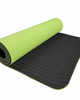 esterilla yoga tpe verde