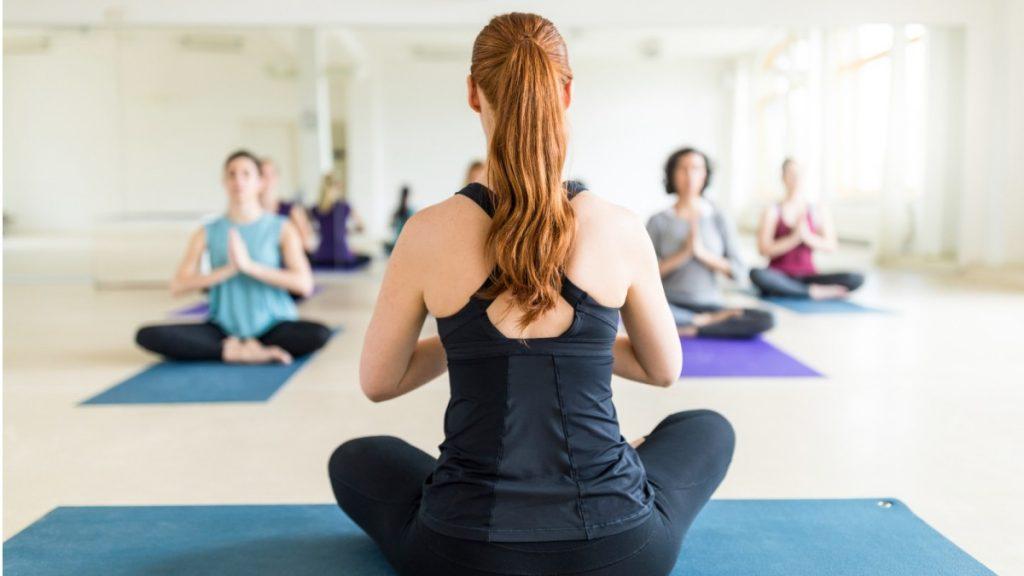 curso profesor de yoga