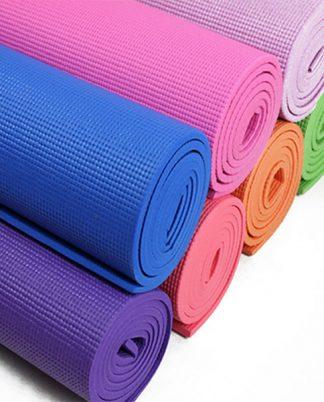 Esterillas yoga (antideslizante): esterilla de yoga (esterilla yoga)