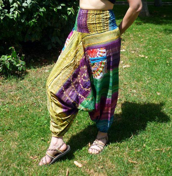 pantalones yoga