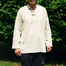 Camisa yoga hombre