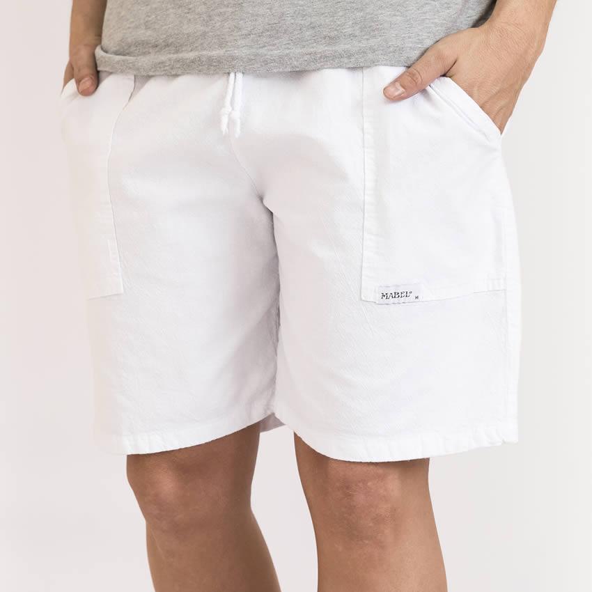 pantalón pintor corto