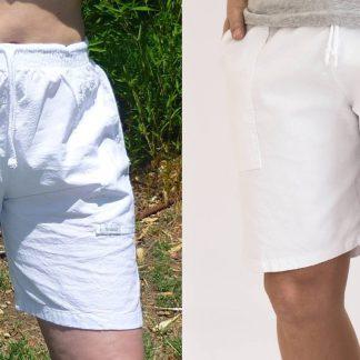pantalon yoga algodon corto