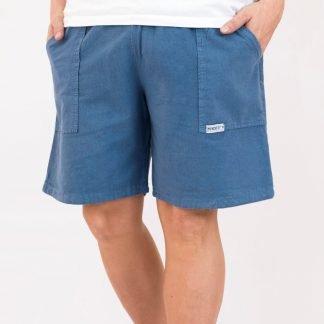 pantalon yoga azul