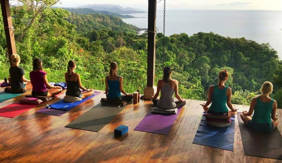 retiros de yoga
