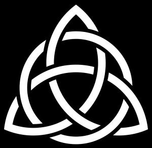 triqueta amuleto de la suerte