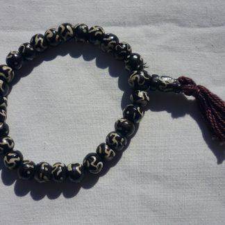 japa mala rosario tibetano muñeca