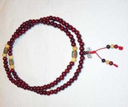 japa mala rosario tibetano rosario budista