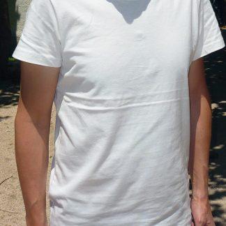 camiseta yoga hombre algodón orgánico