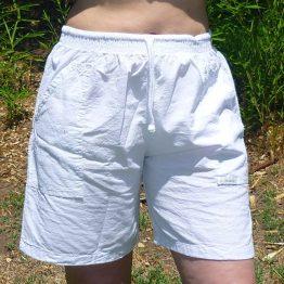 pantalones yoga cortos unisez algodon