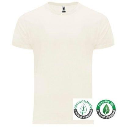 camiseta algodon organico