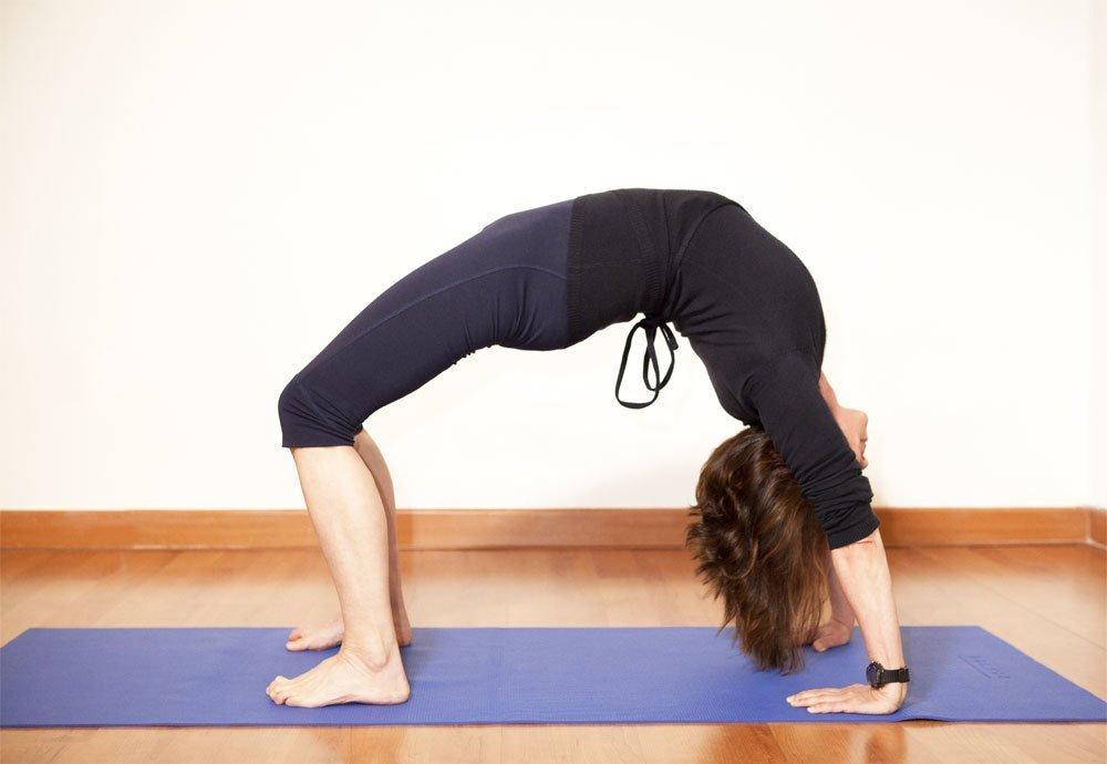 elegir una esterilla de yoga