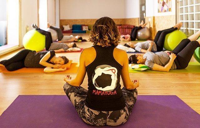 Curso de profesor de yoga para embarazadas
