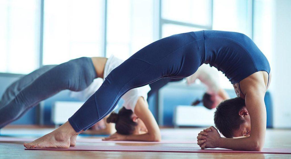 curso de experto universitario en yoga terapéutico