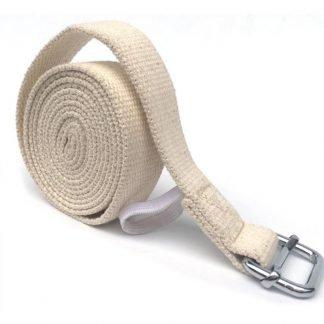 cinturón yoga