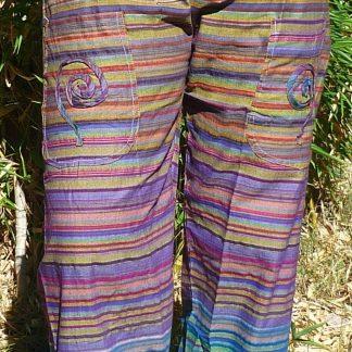 Pantalón mujer algodón 100%