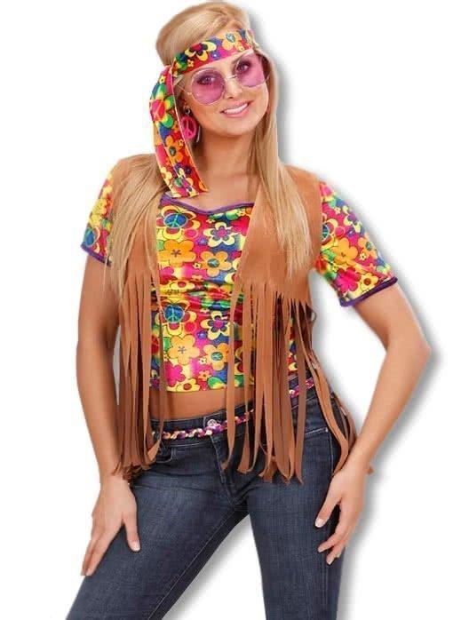 ropa hppie inspirada en los nativos americanos