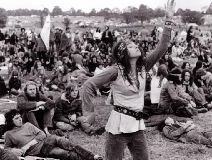 musica hippie